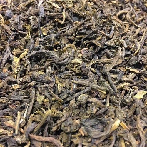 Manjolaj Green ist ein Fairtrade Tee aus Indien