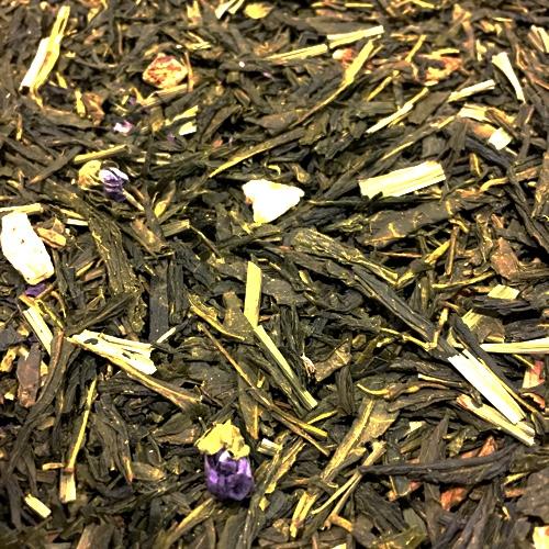 Green Lemon ist ein grüner Tee
