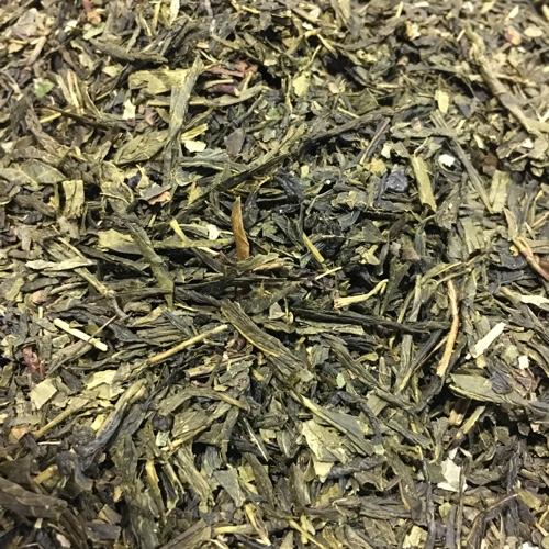 Wildkirsch grüner Tee mit Kirscharoma