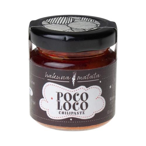 Poco Loco ist eine sehr scharfe Chili Paste