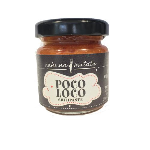 Poco Loco ist eine scharfe Chili Paste