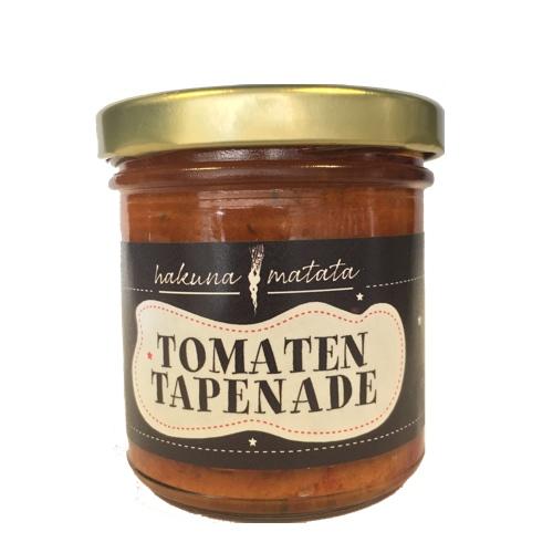 Tomaten tapenade ist ein Aufstrich oder Pesto
