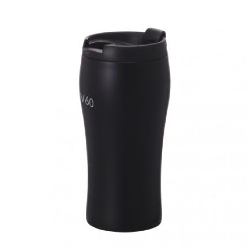 Tea oder Hoffe to go Becher in Mattschwarz Hario V60