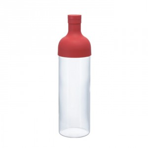 Coldbrew Flasche rot
