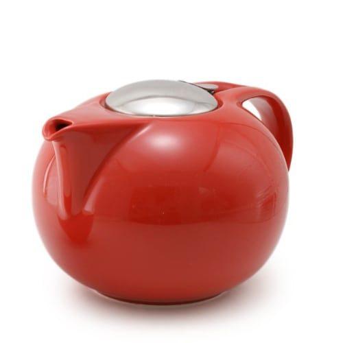 Teekanne Zero Japan Rot